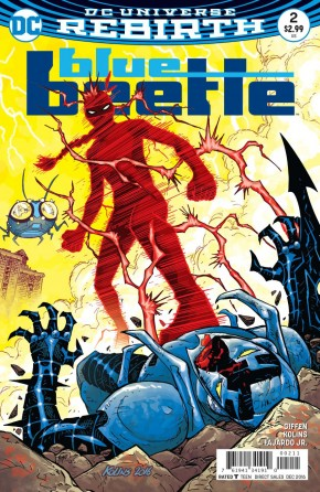 BLUE BEETLE VOLUME 4 #2