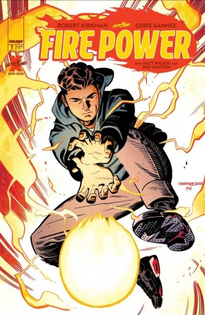 FIRE POWER BY KIRKMAN AND SAMNEE #1