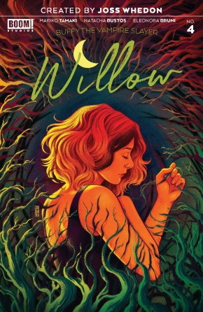 BUFFY THE VAMPIRE SLAYER WILLOW #4