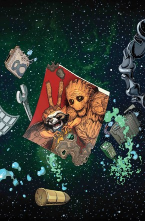 ALL NEW GUARDIANS OF THE GALAXY #9