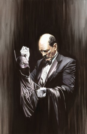 BATMAN ALFRED PENNYWORTH GRAPHIC NOVEL