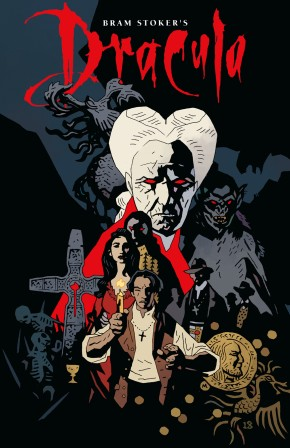 BRAM STOKERS DRACULA GRAPHIC NOVEL