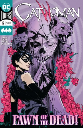 CATWOMAN #19 (2018 SERIES)