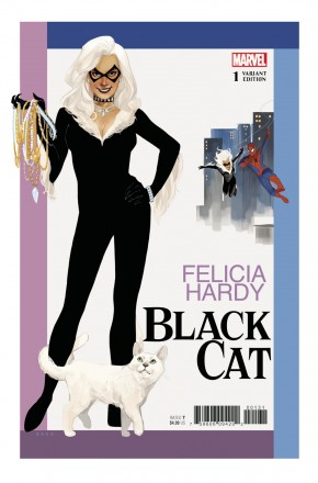 BLACK CAT #1 (2019 SERIES) NOTO 1 IN 50 INCENTIVE VARIANT