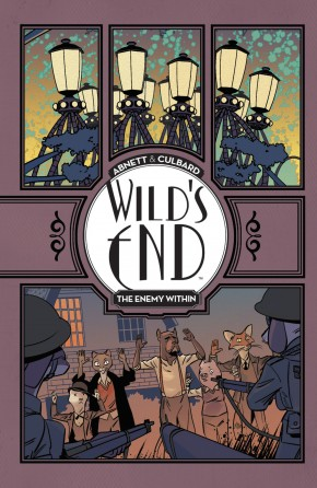 WILDS END VOLUME 2 ENEMY WITHIN GRAPHIC NOVEL
