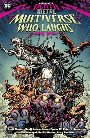 DARK NIGHTS DEATH METAL MULTIVERSE WHO LAUGHS GRAPHIC NOVEL