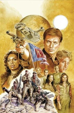 FIREFLY #1 (2018 SERIES) JONES 1 IN 15 INCENTIVE VARIANT