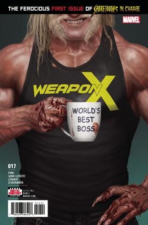 WEAPON X #17 (2017 SERIES)