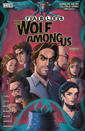 FABLES THE WOLF AMONG US VOLUME 2 GRAPHIC NOVEL