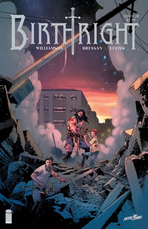 BIRTHRIGHT #20