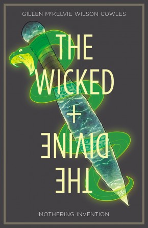 WICKED + THE DIVINE VOLUME 7 MOTHERING INVENTION GRAPHIC NOVEL
