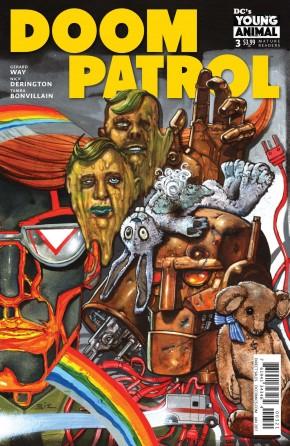DOOM PATROL VOLUME 6 #3 VARIANT EDITION