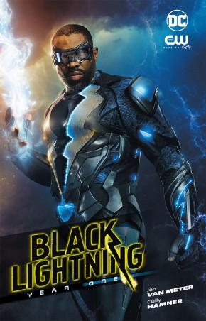 BLACK LIGHTNING YEAR ONE GRAPHIC NOVEL (NEW EDITION)