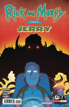 RICK & MORTY PRESENTS JERRY #1