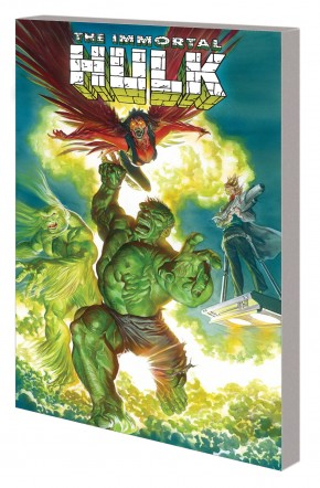 IMMORTAL HULK VOLUME 10 HELL AND DEATH GRAPHIC NOVEL