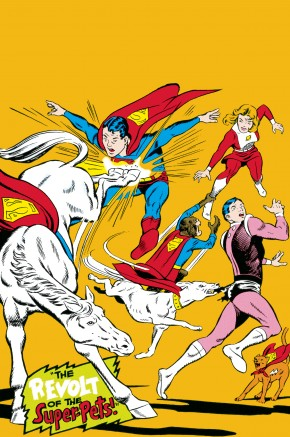 LEGION OF SUPER HEROES SILVER AGE OMNIBUS VOLUME 3 HARDCOVER