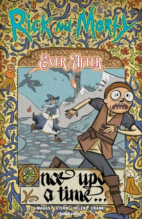 RICK AND MORTY EVER AFTER VOLUME 1 GRAPHIC NOVEL