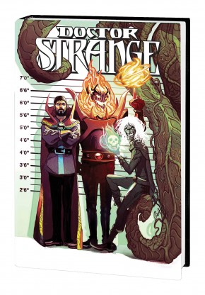 DOCTOR STRANGE BY DONNY CATES HARDCOVER