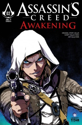 ASSASSINS CREED AWAKENING #2