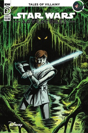 STAR WARS ADVENTURES #3 (2020 SERIES) COVER A