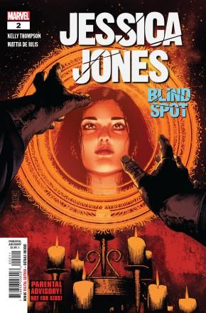 JESSICA JONES BLIND SPOT #2