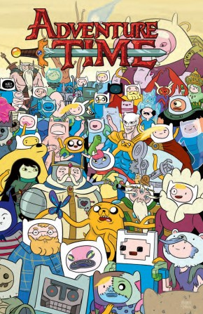 ADVENTURE TIME VOLUME 11 GRAPHIC NOVEL