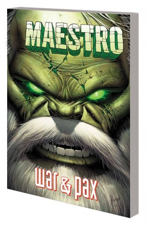 MAESTRO WAR AND PAX GRAPHIC NOVEL