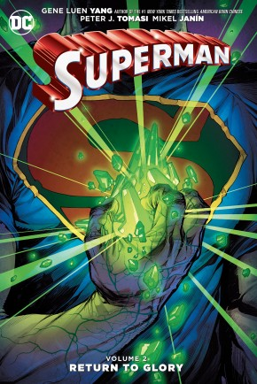 SUPERMAN VOLUME 2 RETURN TO GLORY GRAPHIC NOVEL