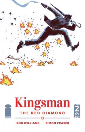 KINGSMAN RED DIAMOND #2
