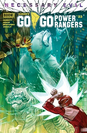 GO GO POWER RANGERS #23