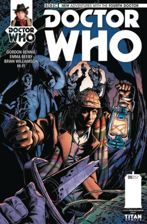 DOCTOR WHO 4TH #5