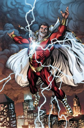 SHAZAM THE DELUXE EDITION HARDCOVER
