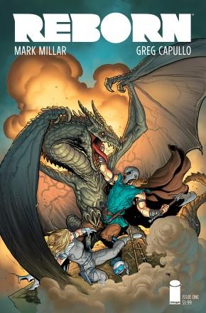 REBORN #1 COVER E CHO