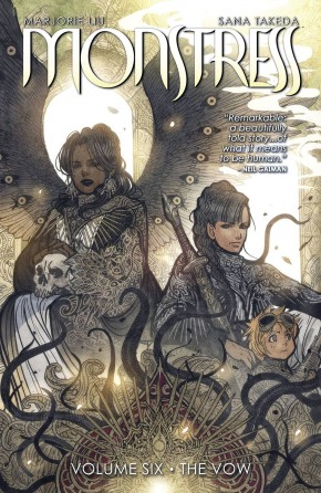 MONSTRESS VOLUME 6 THE VOW GRAPHIC NOVEL