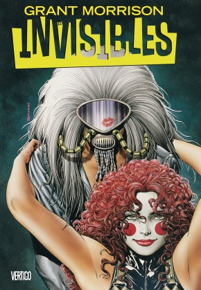 INVISIBLES BOOK 1 GRAPHIC NOVEL