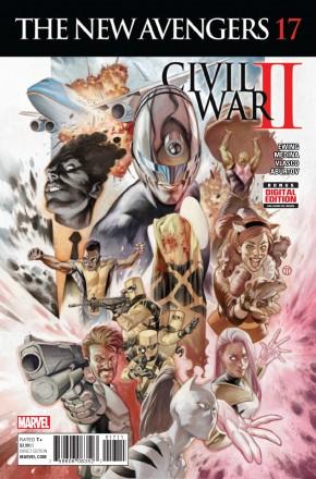 NEW AVENGERS VOLUME 4 #17