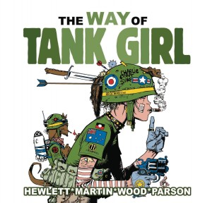 WAY OF TANK GIRL HARDCOVER