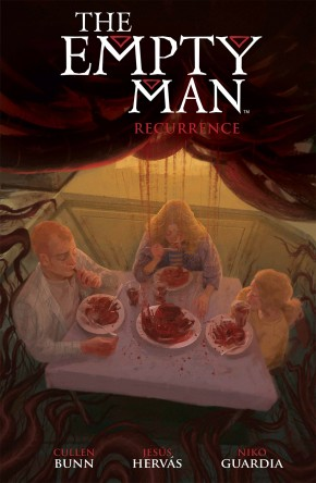 EMPTY MAN RECURRENCE GRAPHIC NOVEL