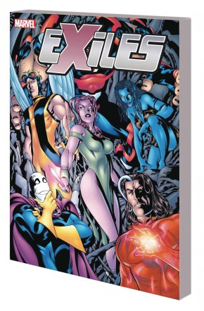 EXILES COMPLETE COLLECTION VOLUME 1 GRAPHIC NOVEL (NEW PRINTING)