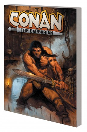 CONAN THE BARBARIAN BY JIM ZUB VOLUME 1 INTO THE CRUCIBLE GRAPHIC NOVEL