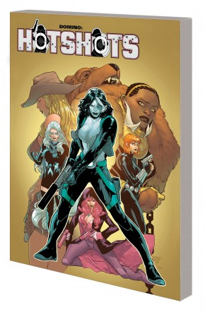 DOMINO HOTSHOTS GRAPHIC NOVEL