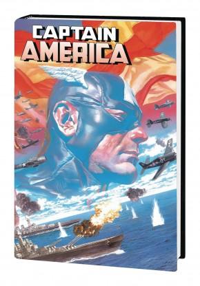CAPTAIN AMERICA BY TA-NEHISI COATES VOLUME 1 HARDCOVER