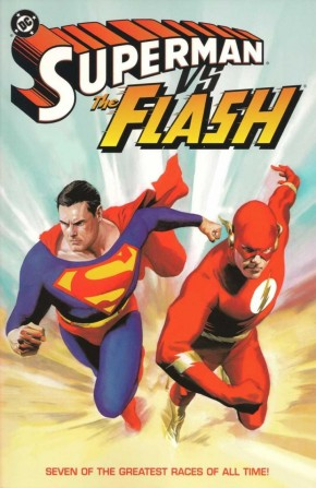 SUPERMAN VERSUS THE FLASH GRAPHIC NOVEL