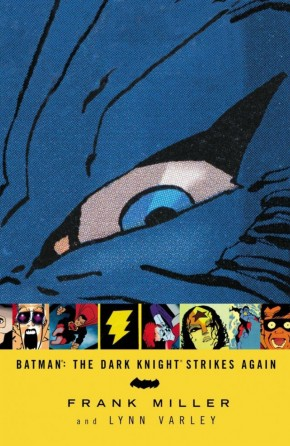 BATMAN THE DARK KNIGHT STRIKES AGAIN GRAPHIC NOVEL