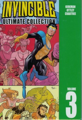 INVINCIBLE VOLUME 3 ULTIMATE COLLECTION HARDCOVER