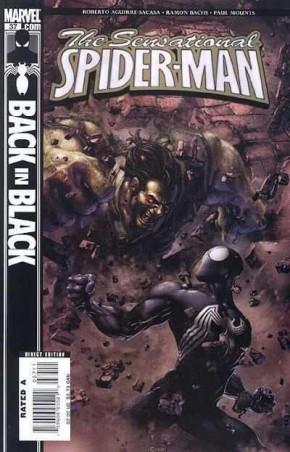 SENSATIONAL SPIDER-MAN #37 (2006 SERIES)