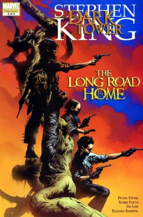 DARK TOWER THE LONG ROAD HOME #2