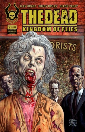 THE DEAD #1 KINGDOM OF FLIES