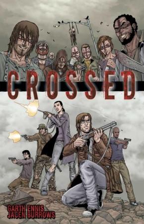 CROSSED VOLUME 1 GRAPHIC NOVEL