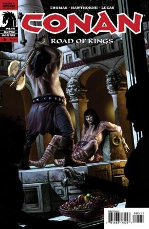 CONAN ROAD OF KINGS #5
